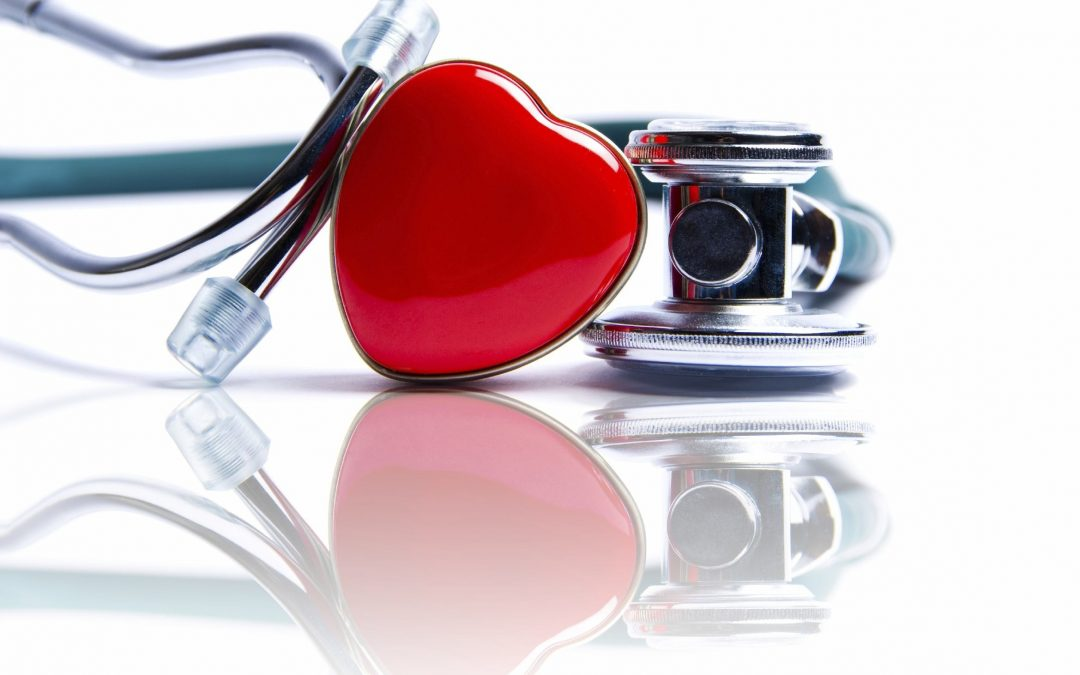picture of stethoscope and a red heart for private health insurance in Australia