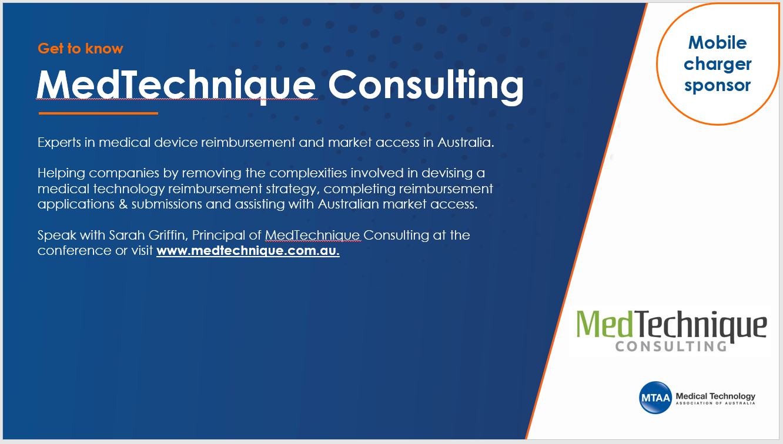 MedTech 2019 Conference Sydney