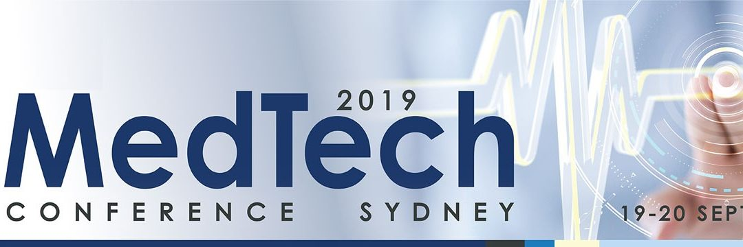 MTAA MedTech19 Conference – 19-20 September in Sydney