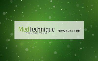 Newsletter | MedTechnique Consulting November 2020