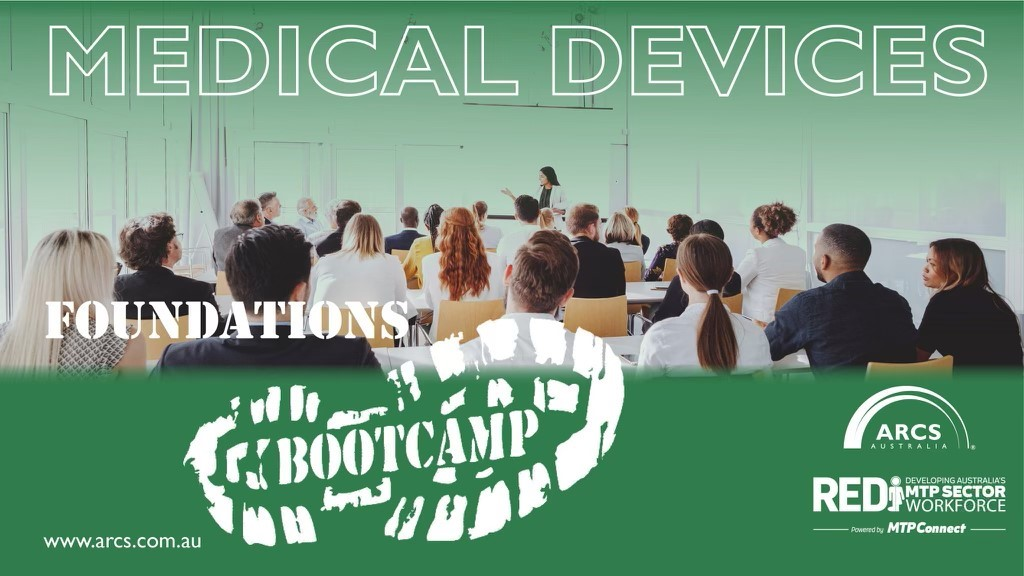 ARCS Foundation Bootcamp – 12-13 July & 19-21 July.